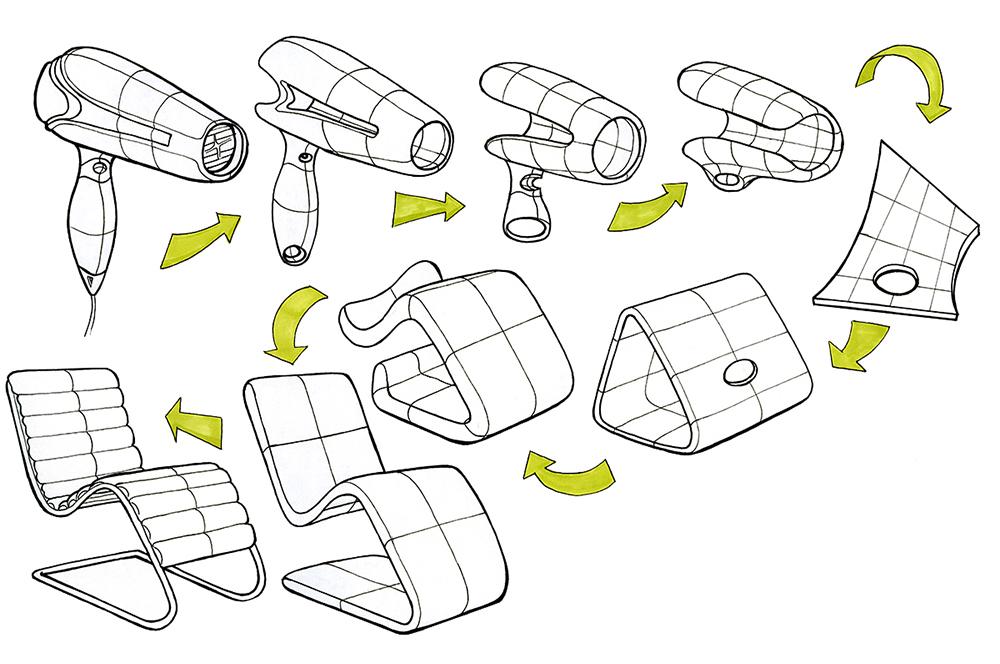 Clea Lautrey | Design Sketching