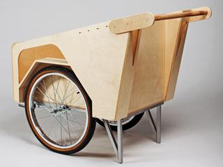 Mobiel Harvest Cart