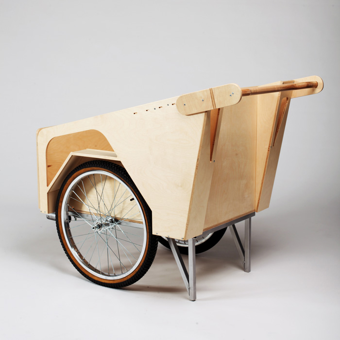 Mobiel Harvest Cart