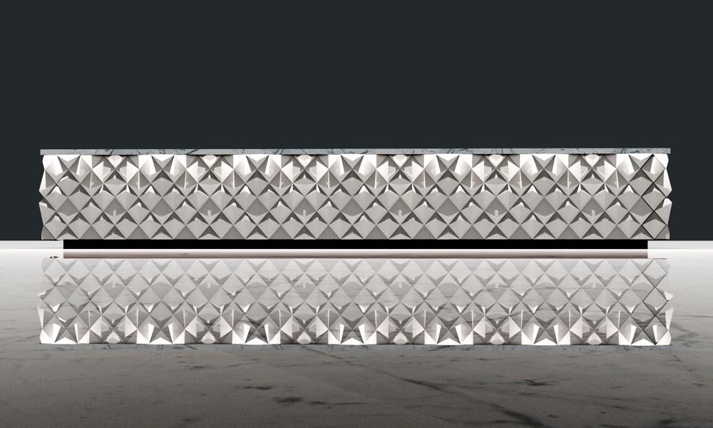 Clea Lautrey | 3D CAD Rendering | ODDSSON Ho(s)tel Reykjavik Iceland