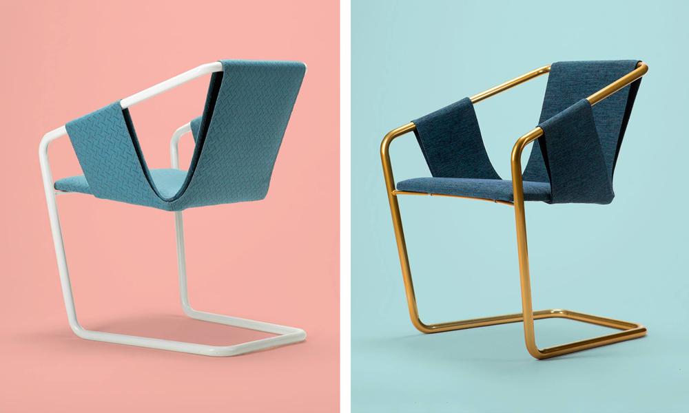 Clea Lautrey | Furniture Design | ODDSSON Ho(s)tel Reykjavik Iceland