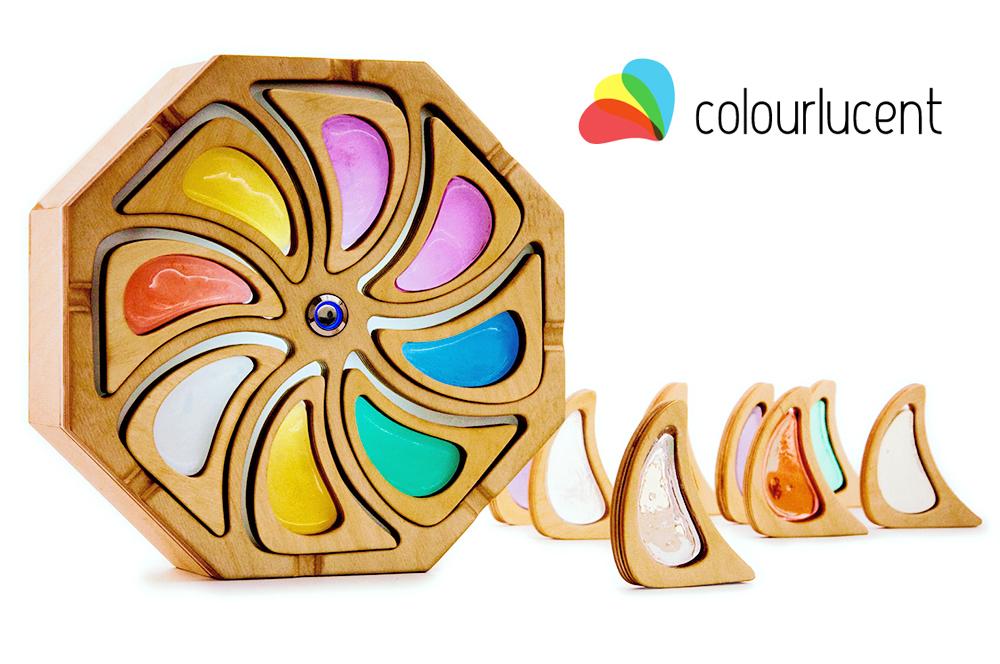 ColourLucent Children's Educational Toy