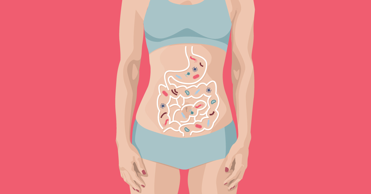 Digital Art | Health | Gut Microbiome
