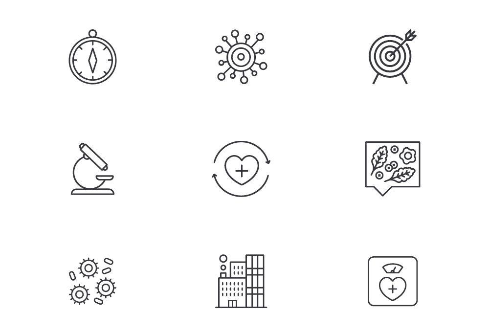 Clea Lautrey | Graphic Design | Icons